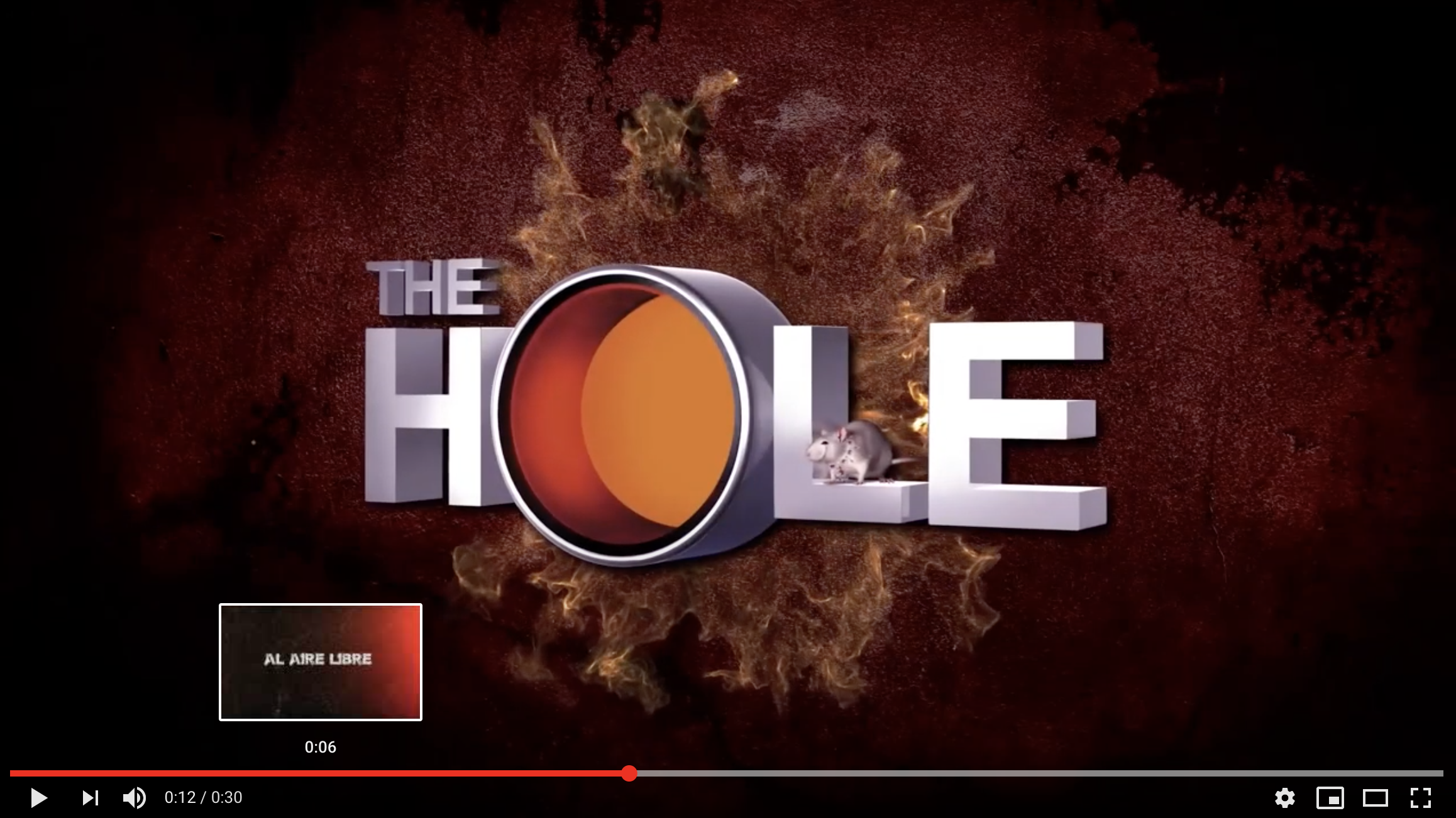 Video The Hole
